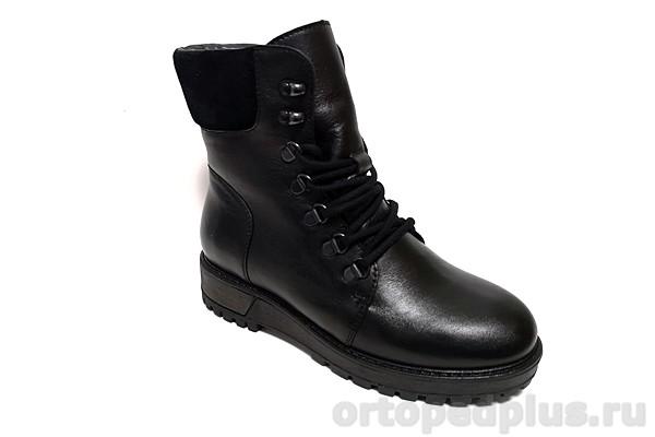 Комфортная обувь Cапожки жен. 3265 черный