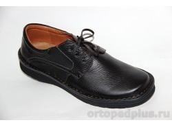 П/ботинки муж. 4057 коричневый