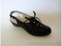 Туфли женские 617 черный