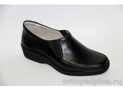 Туфли женские 651 черный