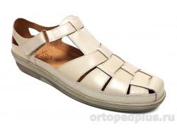 Женские туфли 814644-2 карамель