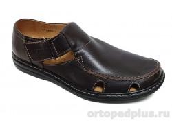 Туфли мужские 994658-1 коричневый