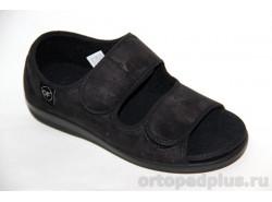 Туфли текстильные MR513 T44L черный