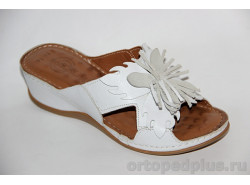 Туфли летние R2262 белый