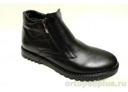 Ботинки мужские 0800 2м F зимние черный