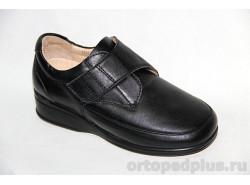 Туфли жен. 110106 черн.