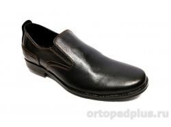 Туфли мужские 12-9 рез F черный