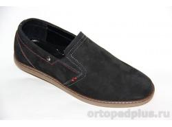 Туфли мужские 13-3p B черный