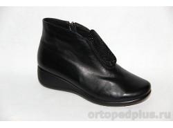 Ботинки жен. 14928 черные