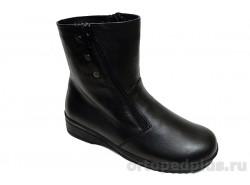 Ботинки женские 16311-2 черный