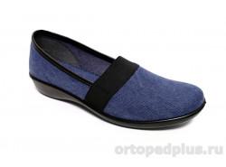 Туфли женские 2025 джинс