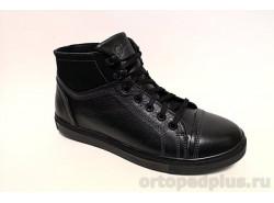 Ботинки мужские 214 шн.м.F зимние черный