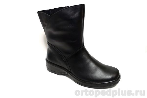 Комфортная обувь Cапожки жен. 6173-3 черный