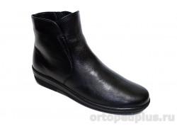Ботинки женские 812305 черный