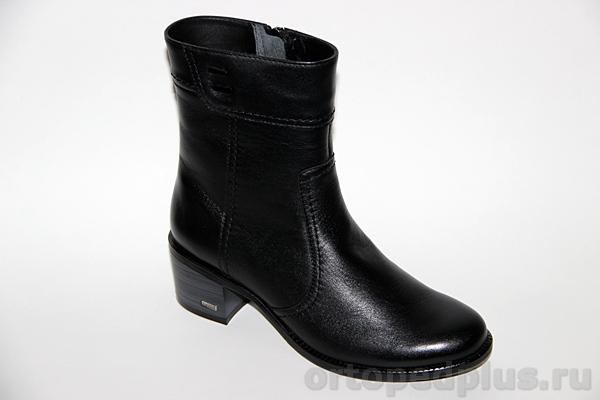 Комфортная обувь Сапоги женские 873-2 черный