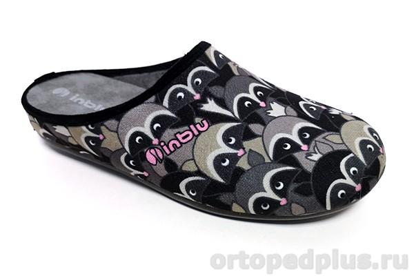 Комфортная обувь Пантолеты женские BG-6B черный