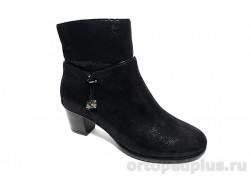 Ботильены женские С006-720 черный