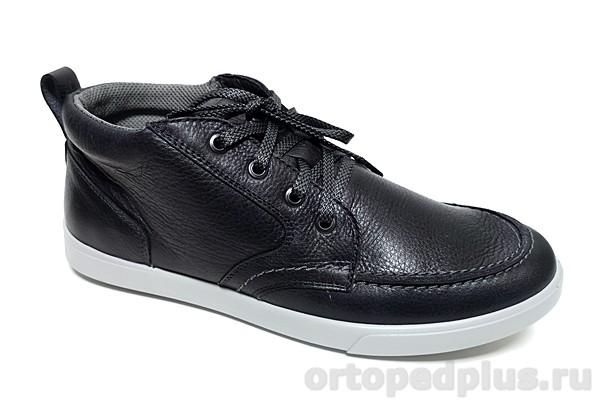 Комфортная обувь П/ботинки мужские 1008 синий