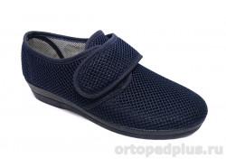 Туфли текстильные 179_43363I_805 синий