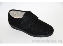 П/ботинки текстильные 179_41616010_001 черный