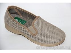 Туфли текстильные 183_59038_400 бежевый