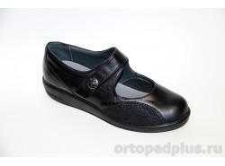 Туфли 231146 черный