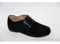 Туфли женские 3084 черный
