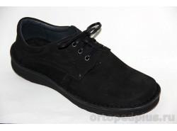 П/ботинки мужские 4057 черный