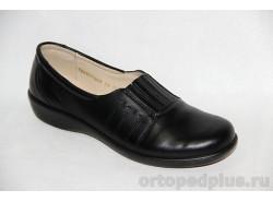 Туфли женские 640 черный