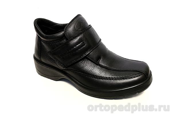 Комфортная обувь Ботинки женские 691-2 черный