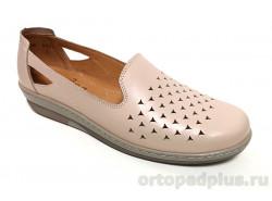 Женские туфли 814648-10 розовый