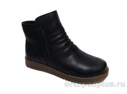 Ботинки женские RJ001-050 черный