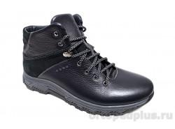 Ботинки мужские S-10101 зимние синий