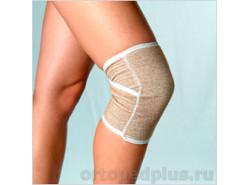 Бандаж на коленный сустав НК (комбинированный)