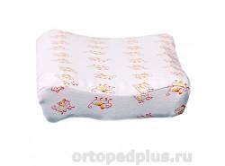 Подушка ортоп. детская К-800 (трехслойная)