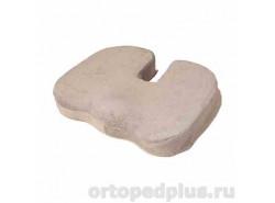 Подушка ортопед. на сидение для лечения геморроя F8026 45*37*7