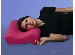 Подушка ортопедическая c выемкой взрослая 50*30*14 К-800