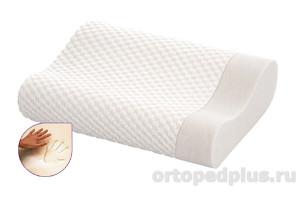 Подушка ортопедическая ТОП-111 с эффектом памяти