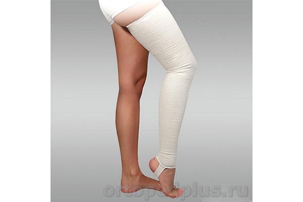 Чулок компрессионный выше колена ЧМК