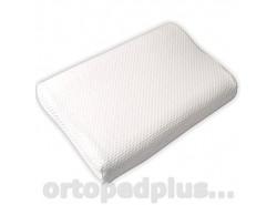 Ортопедическая подушка из латекса с перфорацией 60*40*10/12 ) F8013b