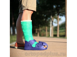 MXFK Накладка-чехол на ноги для гипс. повязки