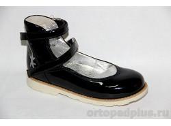 Туфли 72920 черный