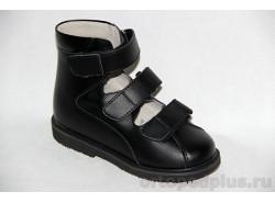 Туфли 1661-2 черный