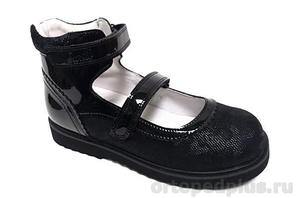 Ортопедическая обувь Туфли 33-500 черный