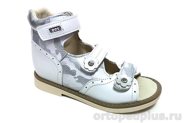 Ортопедическая обувь Сандалии 032-013 белый