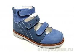 Туфли 06-311 синий