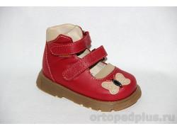 Туфли Принцесса красный