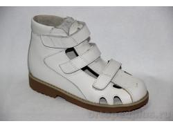 Туфли 73673 белый
