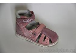 Сандалии15-293 розовый